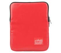 Vinyl ipad sleeve Portemonnaies & Clutches für Taschen in rot