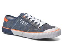 Bush Sneaker in blau