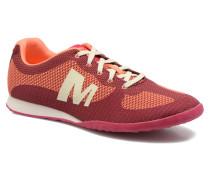 Civet Sneaker in rot