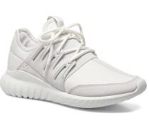 Tubular Radial Sneaker in weiß