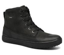 D Amaranth B ABX D44Z4B Stiefeletten & Boots in schwarz