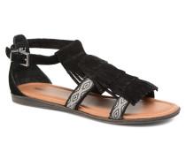 Maui Sandalen in schwarz
