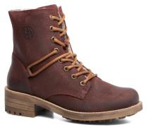 Elisa Stiefeletten & Boots in weinrot