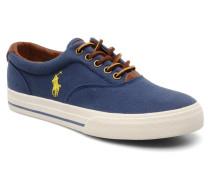 Vaughn canvas Sneaker in blau
