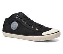Industry Deep Dye Sneaker in schwarz