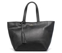 CABAS PARISIEN S Cuir grainé Handtaschen für Taschen in schwarz