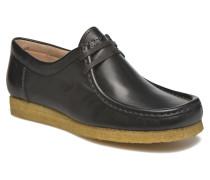 GrashopperH141 Schnürschuhe in schwarz