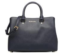 SAVANNAH LG SATCHEL Handtaschen für Taschen in blau
