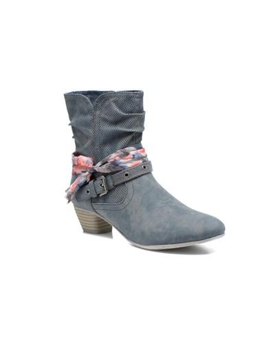 Besuchen Verkauf Online Spielraum Heißen Verkauf S.Oliver Damen Lekiba Stiefeletten & Boots in blau DQZqZq