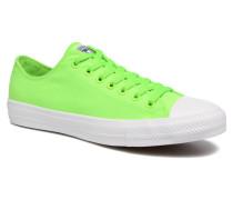 SALE 37%. Chuck Taylor All Star II Ox Neon M Sneaker in grün