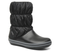 Winter Puff Boot Stiefeletten & Boots in schwarz