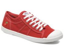 Basic 02 Sneaker in rot