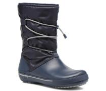 Crocband II.5 Cinch Boot W Stiefeletten & Boots in blau