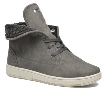 Desire Bootie Sneaker in grau
