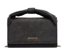 Crossbody Nœud Chaine Mini Bags für Taschen in schwarz