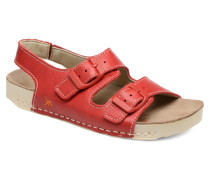 A436 I Play Sandalen in rot