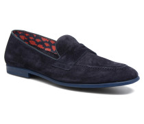 MAURO Elba Bluette Slipper in schwarz