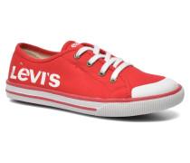 Gong Sneaker in rot