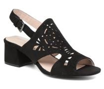 ORCHIDEE Sandalen in schwarz
