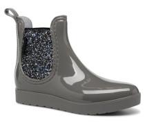 Caroline Stiefeletten & Boots in grau
