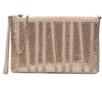 Clavel Mini Bags für Taschen in goldinbronze