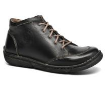 Neele 01 Schnürschuhe in schwarz