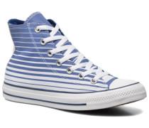 Chuck Taylor All Star Hi Seasonal Stripes W Sneaker in mehrfarbig