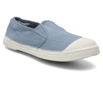 Tennis Tommy Stretch Sneaker in blau