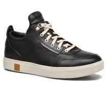 Amherst High Top Chukka Sneaker in schwarz