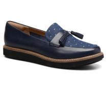 Glick Castine Slipper in blau