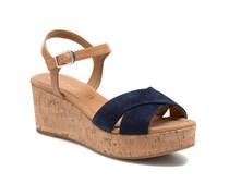Kiber Sandalen in blau