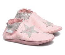 Night Star Hausschuhe in rosa