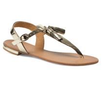 Dormine Sandalen in goldinbronze