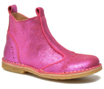 jetty Stiefeletten & Boots in rosa