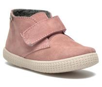 Safari Serraje Velcro mit Klettverschluss in rosa