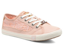 Hannah Sneaker in rosa