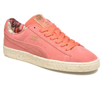 Select Clyde x Careaux Sneaker in rosa