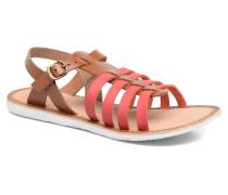 Sparta Sandalen in rosa