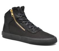 Cuttler W Sneaker in schwarz