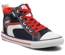 College B63 Sneaker in blau