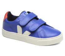 Esplar Small Velcro Sneaker in blau