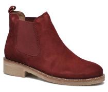 Boots semelle crepe Stiefeletten & in weinrot