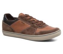U Box A U74R3A Sneaker in braun