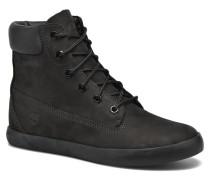 Flannery 6in Sneaker in schwarz