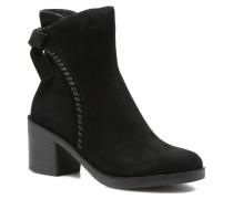 Fraise Whipstitch Stiefeletten & Boots in schwarz