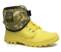 Pampa Fest Pack Sneaker in gelb