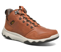 Arrowood Lux Mid WP Sneaker in braun