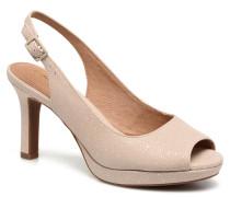 Mayra Blossom Sandalen in beige