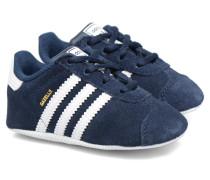 Gazelle Crib Sneaker in blau