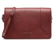 Crossbody Vintage Philippine Handtaschen für Taschen in weinrot